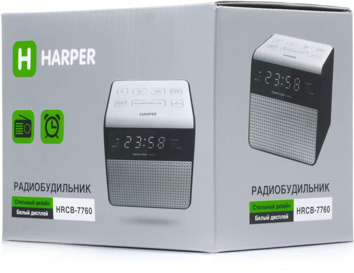 Радио-будильник Harper Harper