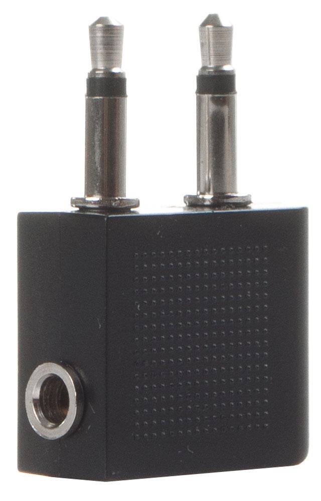 Фото - OLTO AC-100, Black переходник-адаптер для самолета видео