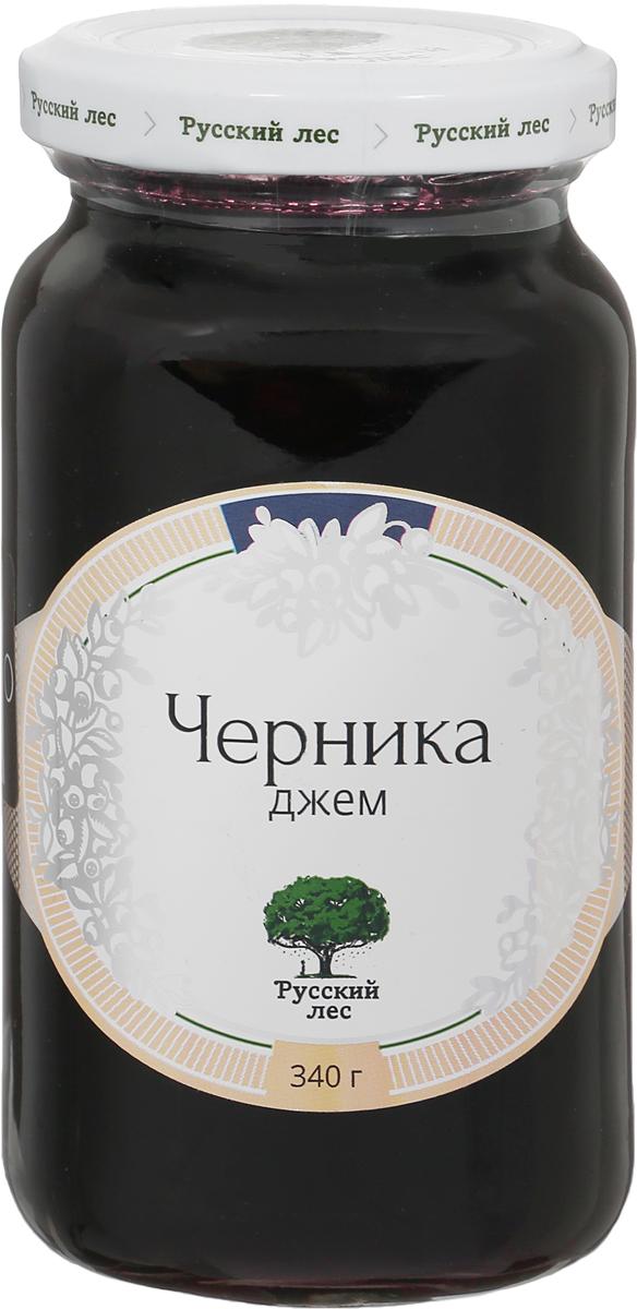 Русский лес Черника джем без сахара, 340 г александр григорьев волшебныйлес сказка