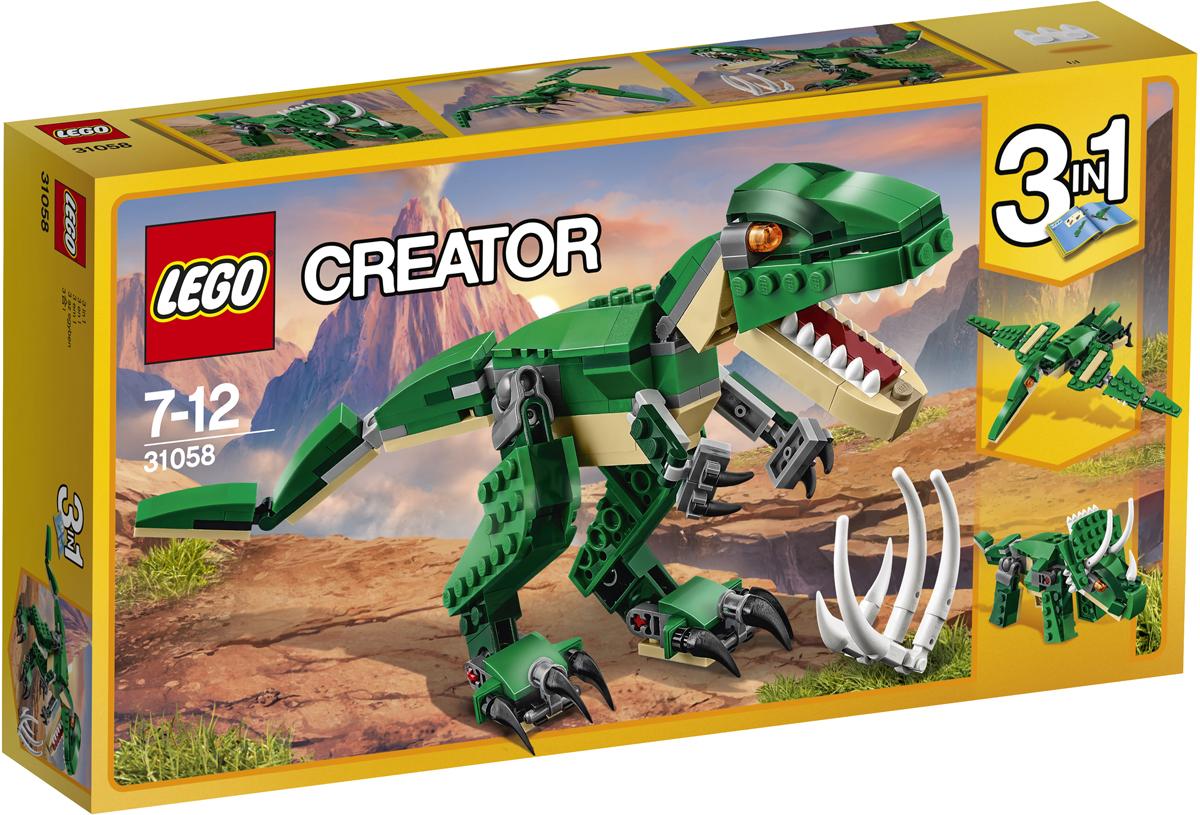LEGO Creator 31058 Грозный динозавр Конструктор