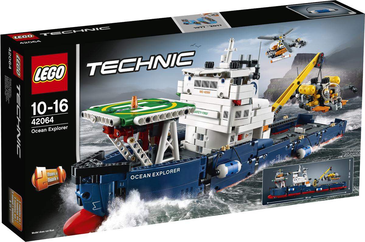 LEGO Technic 42064 Исследователь океана Конструктор