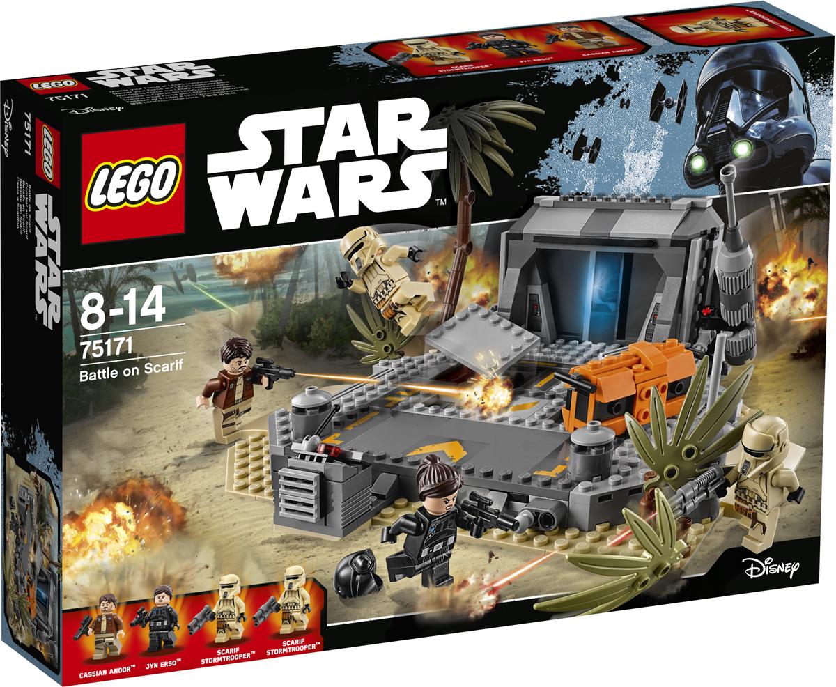 LEGO Star Wars 75171 Битва на Скарифе Конструктор