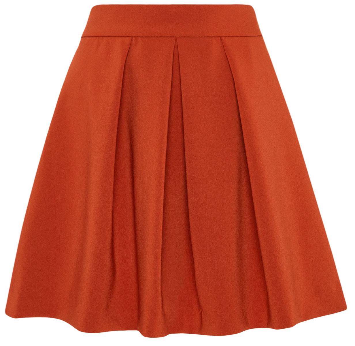 Юбка oodji Ultra юбка oodji ultra цвет темно зеленый 14101001b 46159 6900n размер s 44