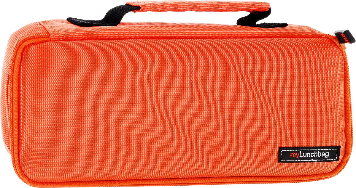 Термо ланч-бокс Iris SNACK XL. MyLunchbag, цвет: оранжевый термосумка для ланч бокса iris barcelona basic mylunchbag цвет оранжевый