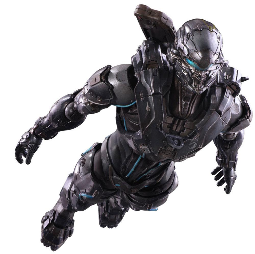 Halo 5 Guardians. Фигурка Play Arts Kai Spartan Locke 27 см все цены