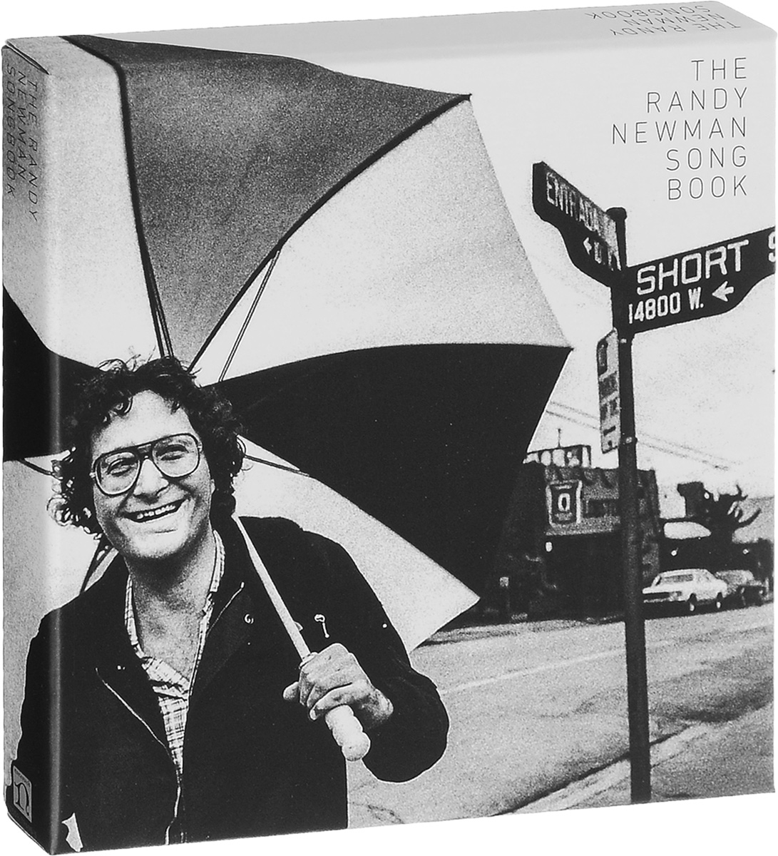 Рэнди Ньюмен The Randy Newman. Songbook (3 CD) рэнди вестон билли харпер randy weston billy harper the roots of the blues