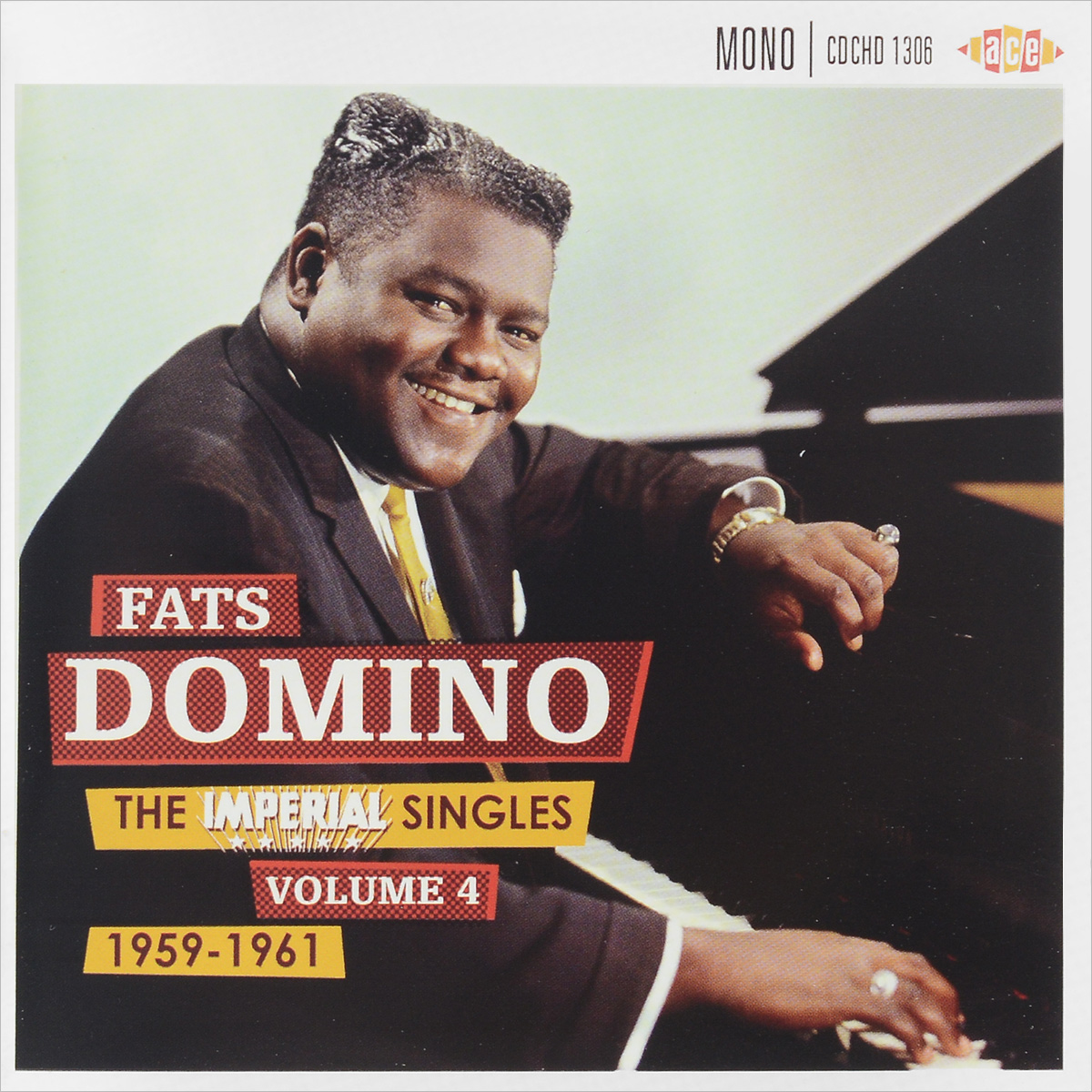 Fats Domino. The Imperial Singles. Volume 4. 1959 - 1961