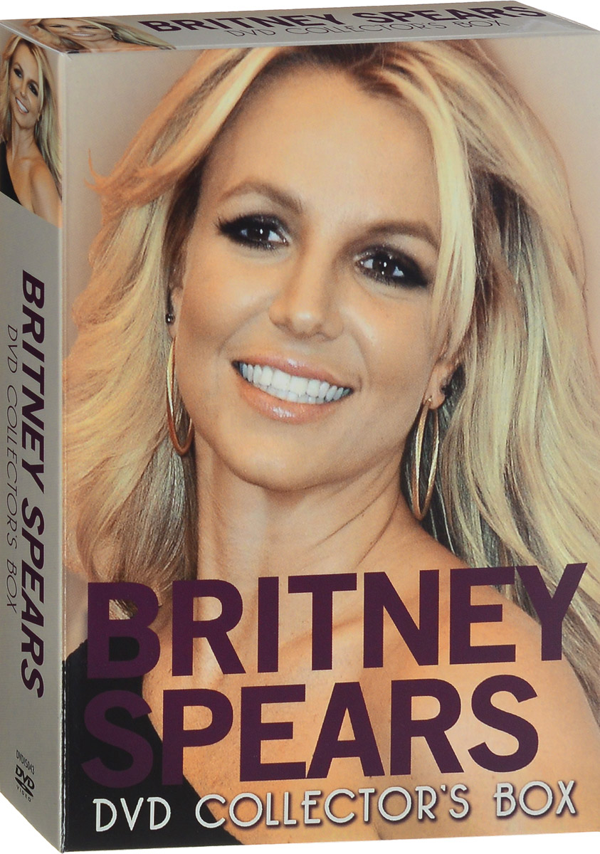 Britney Spears: DVD Collector's Box (2 DVD) dvd