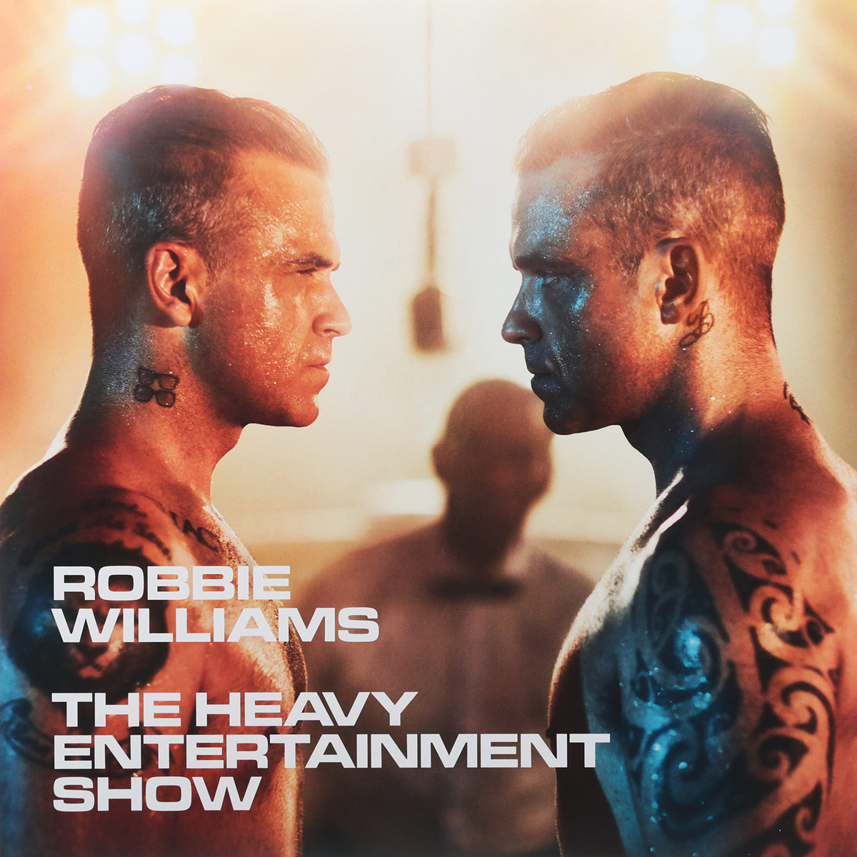 Робби Уильямс Robbie Williams. Heavy Entertainment Show (2 LP) robbie williams robbie williams swings both ways 2 lp