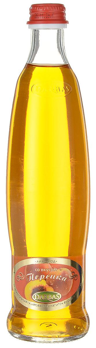 Darbas Персик лимонад, 0,5 л мингаз лимонад напиток 0 5 л
