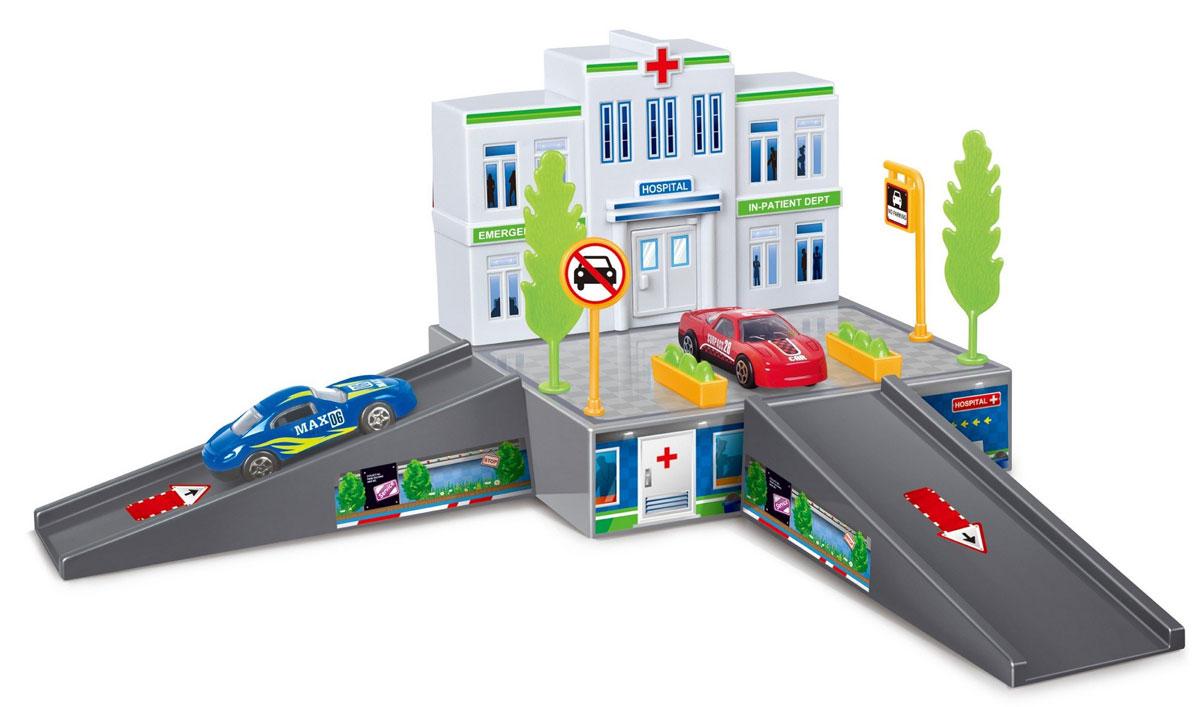 Dave Toy Игровой набор Больница игровой набор dave toy dave toy