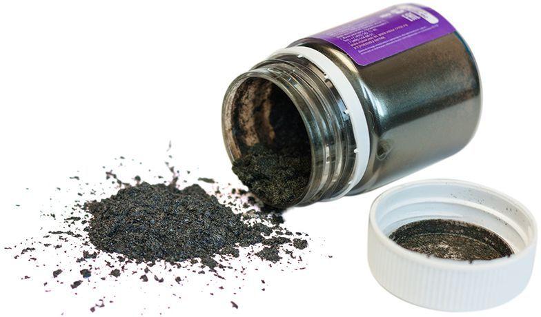 Пигмент косметический Выдумщики, цвет: черный, 5 г форма для мыла выдумщики букет тюльпанов пластиковая цвет прозрачный