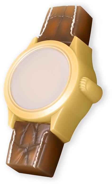 Форма для мыла Выдумщики Часы, 9 х 5 х 1,5 см форма для мыла выдумщики букет тюльпанов пластиковая цвет прозрачный