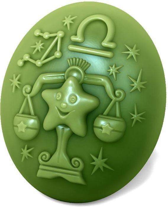 Форма для мыла Выдумщики Весы, 6 х 8,5 х 2,5 см форма для мыла выдумщики букет тюльпанов пластиковая цвет прозрачный