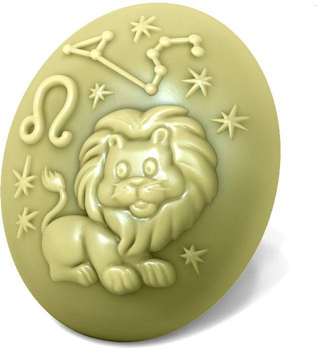 Форма для мыла Выдумщики Лев, 6 х 8,5 х 2,5 см форма для мыла выдумщики косичка силиконовая 11 5 х 1 см