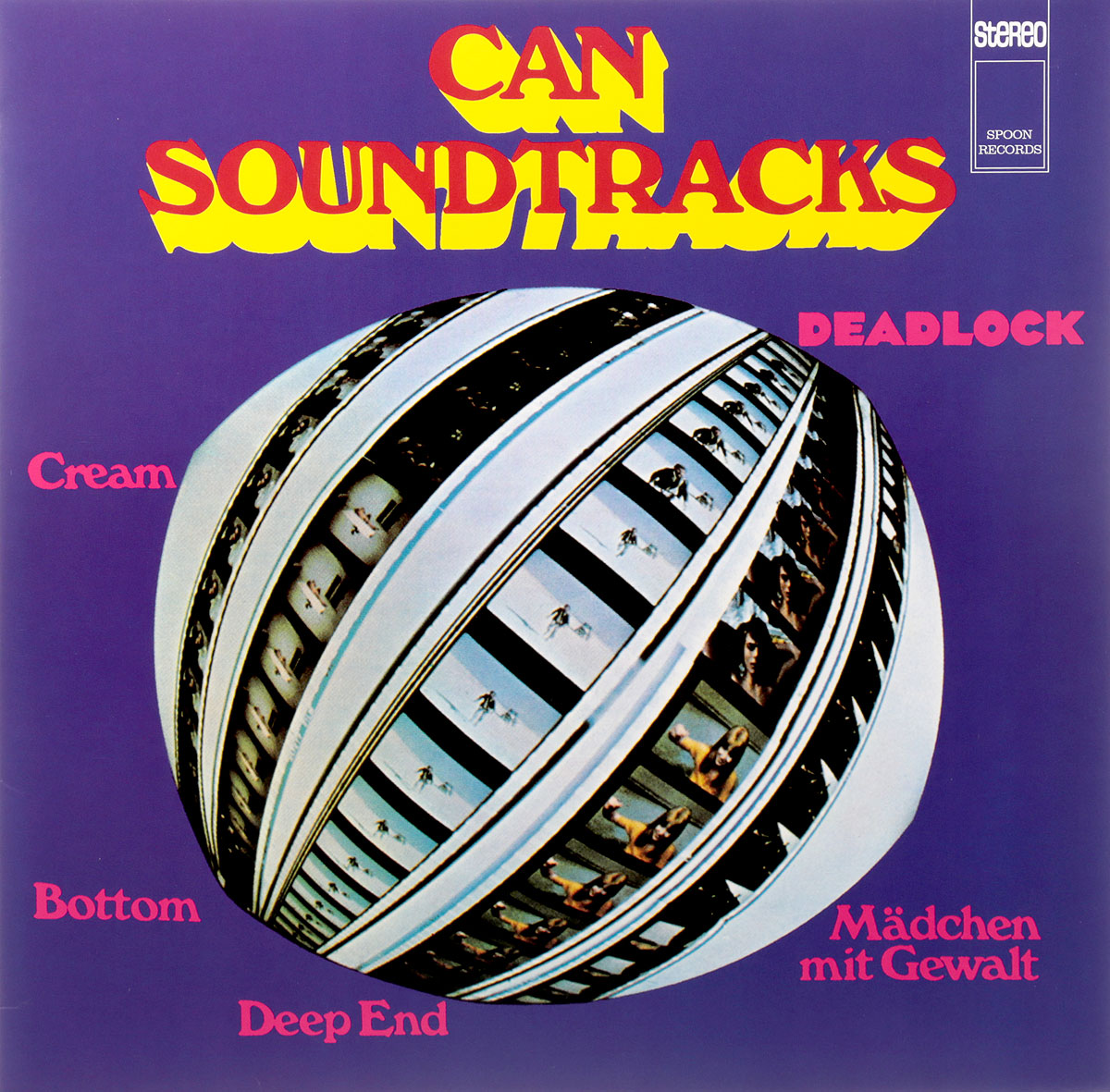 Can Can. Soundtracks (LP) can can monster movie lp