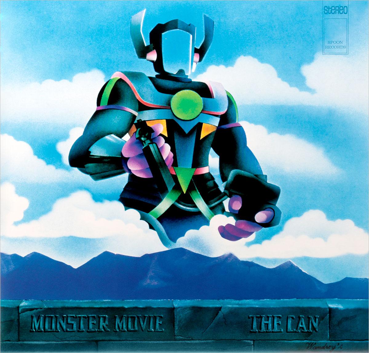 Can Can. Monster Movie (LP) can can monster movie lp