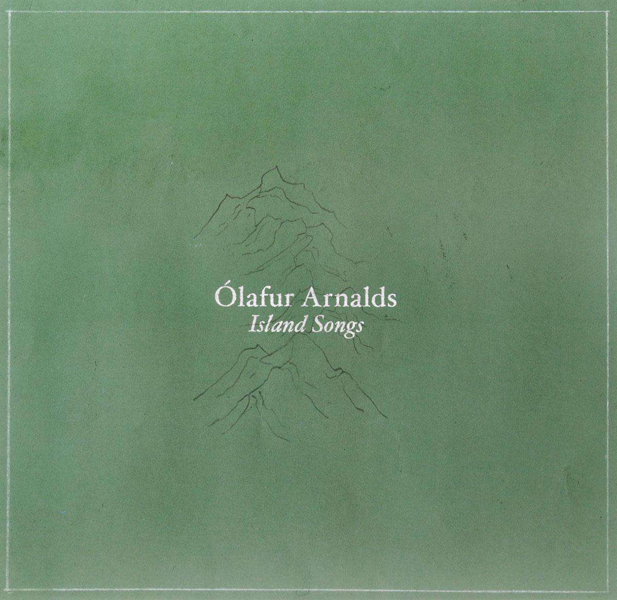 Олафур Арналдс Olafur Arnalds. Island Songs (LP) olafur arnalds broadchurch lp