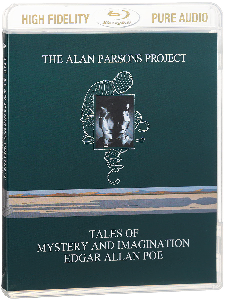 The Alan Parsons Project The Alan Parsons Project. Tales Of Mystery And Imagination Edgar Allan Poe (Blu-Ray Audio) plpr5 tales of mystery and imagination bk mp3 pk