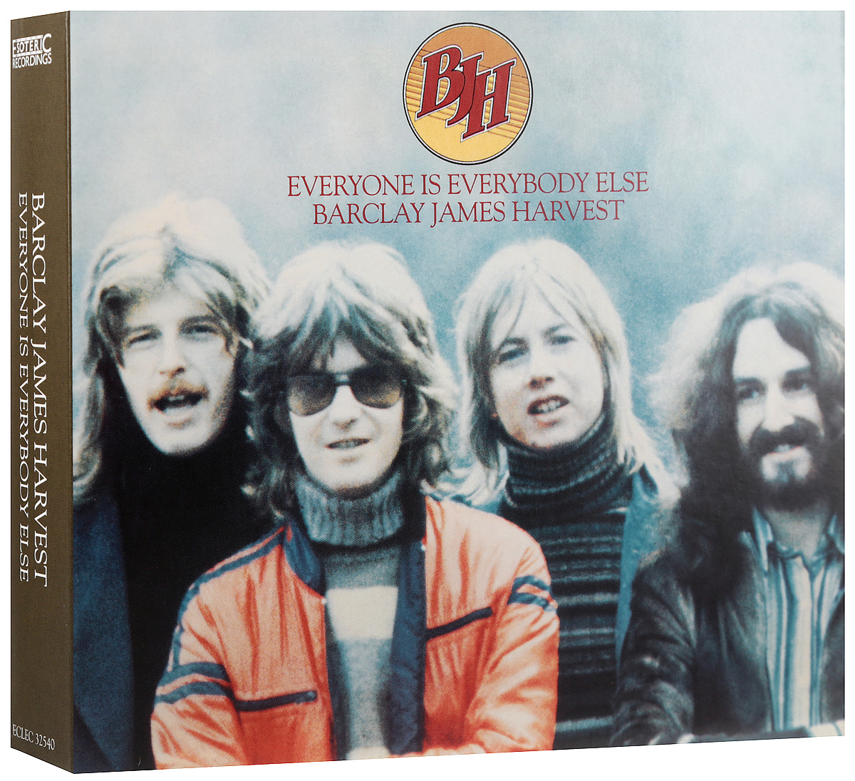 Фото - Barclay James Harvest Barclay James Harvest. Everyone Is Everybody Else. Deluxe Edition (2 CD + DVD) cd led zeppelin ii deluxe edition