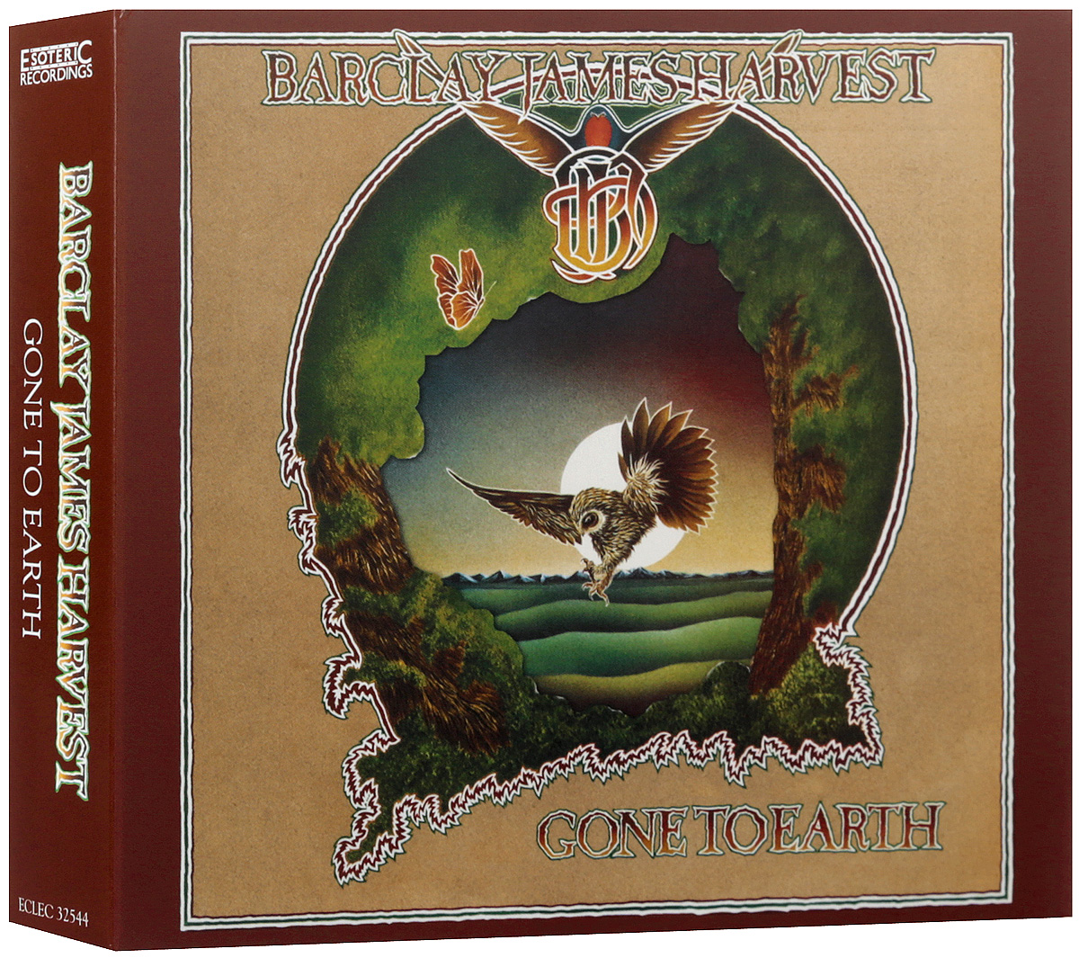 Фото - Barclay James Harvest Barclay James Harvest. Gone To Earth. Deluxe Edition (2 CD + DVD) cd led zeppelin ii deluxe edition