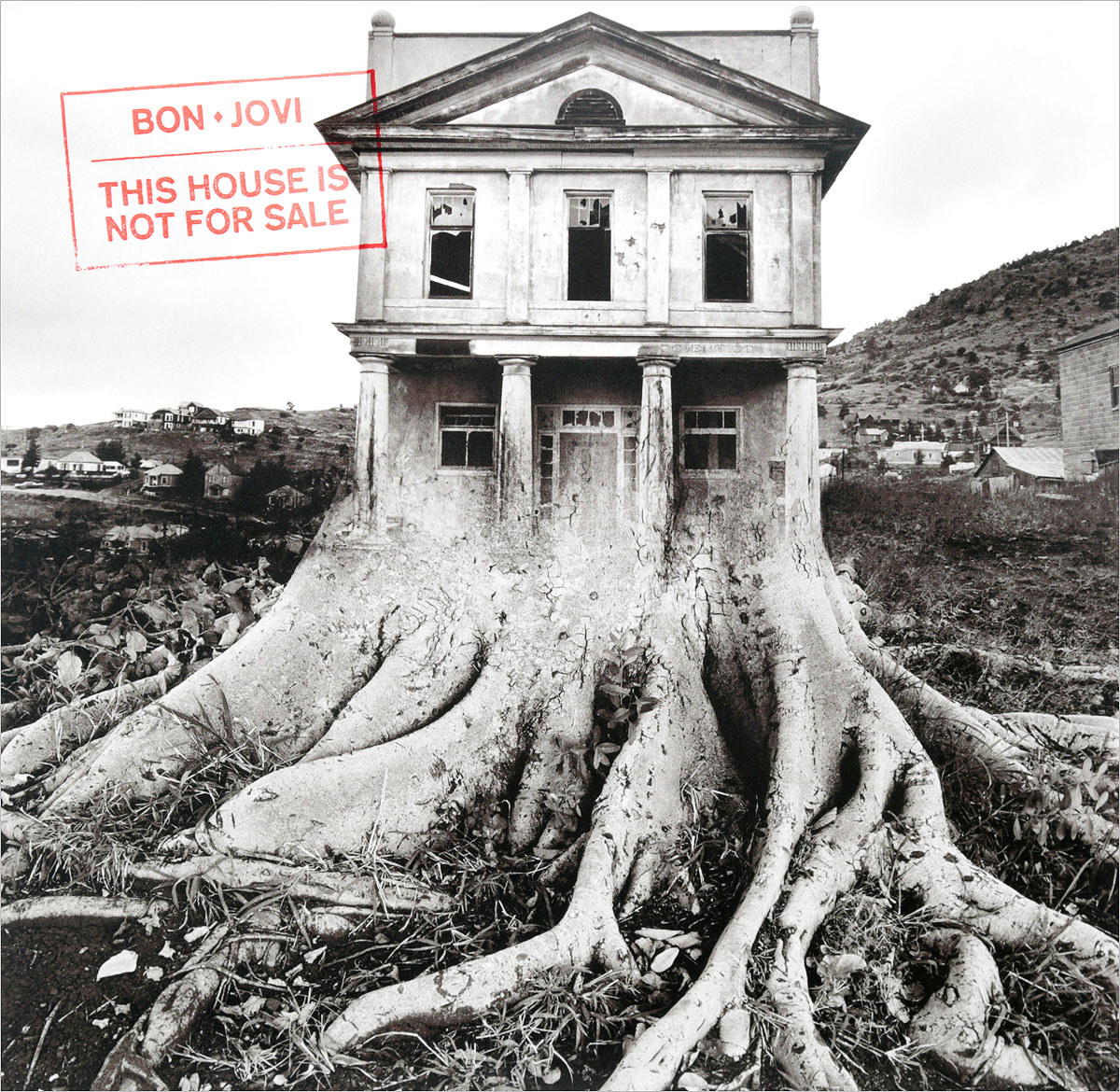 Bon Jovi Bon Jovi. This House Is Not For Sale (LP) цена