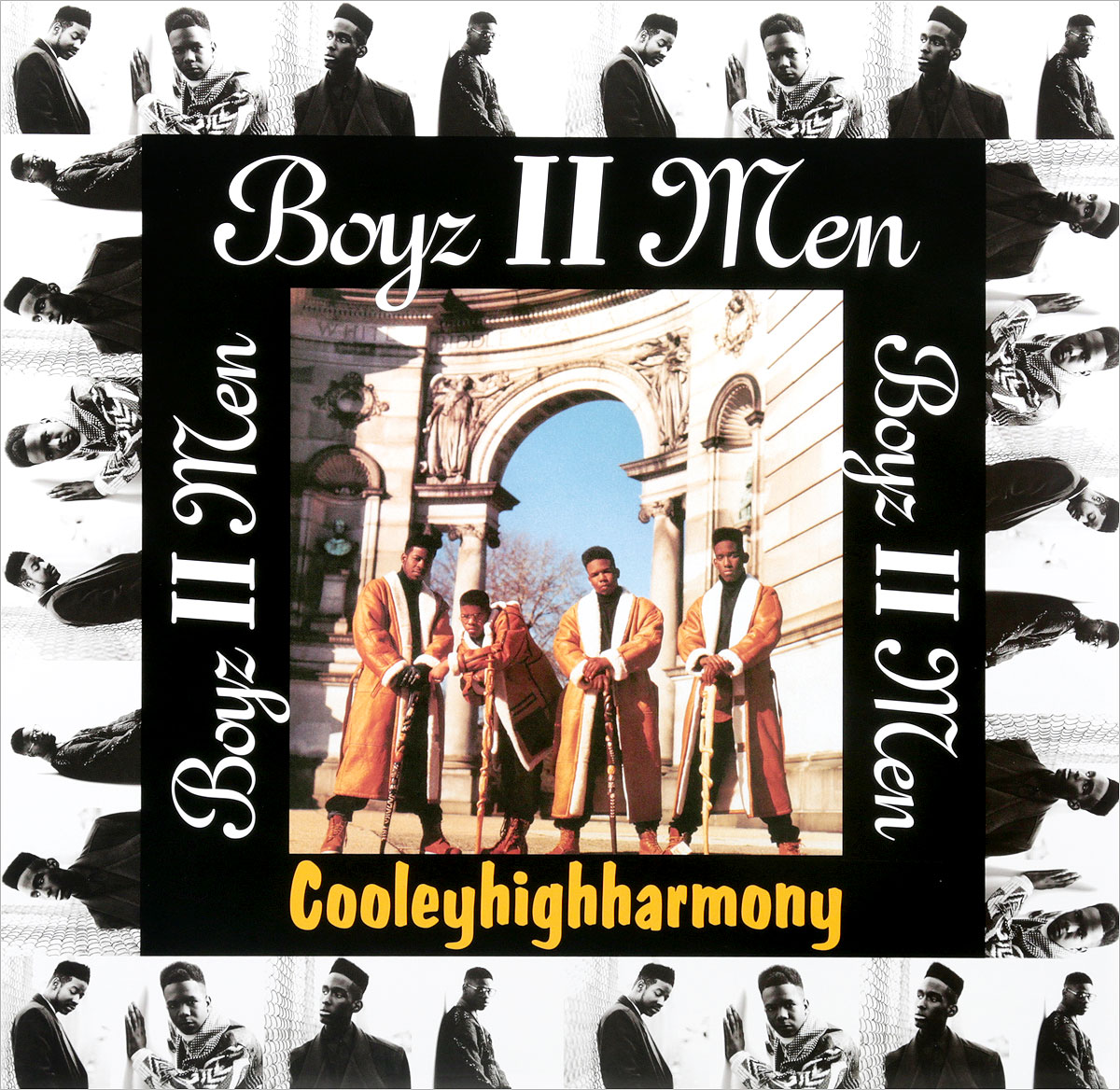 Boyz II Men Boyz II Men. Cooleyhighharmony (LP) my name is leon