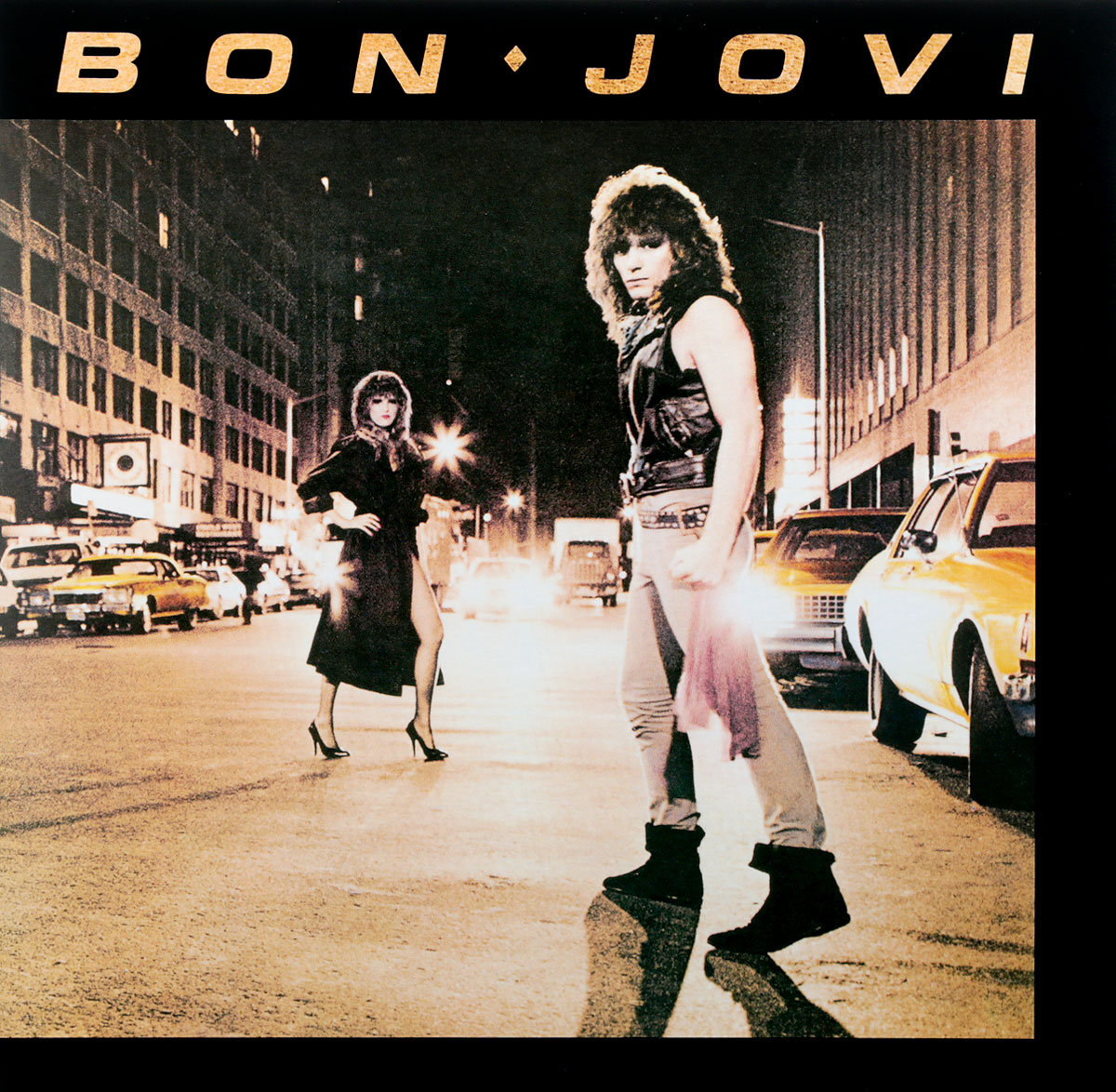 Bon Jovi Bon Jovi. Bon Jovi (LP) bon jovi bon jovi what about now 2 lp 180 gr