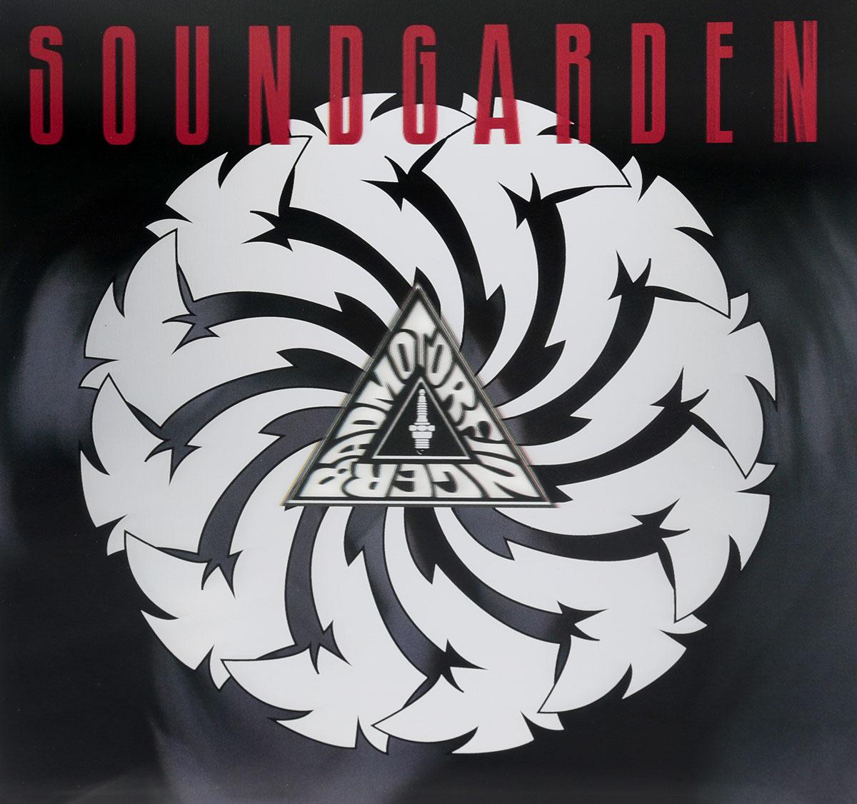 Soundgarden Soundgarden. Badmotorfinger (2 LP) катушка индуктивности jantzen cross coil 12 awg 2 mm 3 9 mh 0 42 ohm