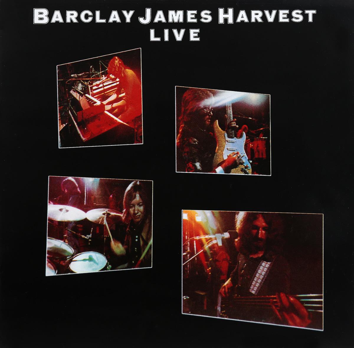 Barclay James Harvest Harvest. Live