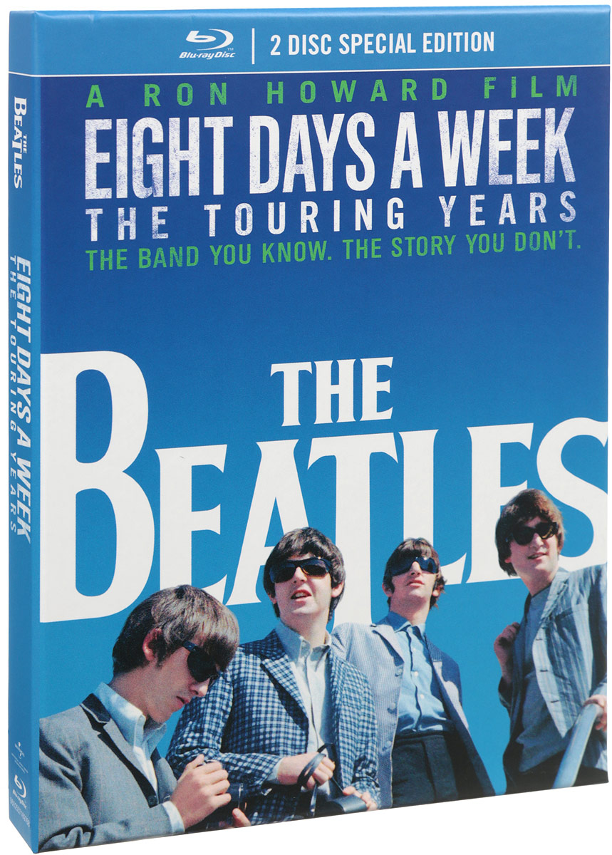 The Beatles: Eight Days A Week: The Touring Years. Special Edition (2 Blu-ray) faulks s week in december special ed