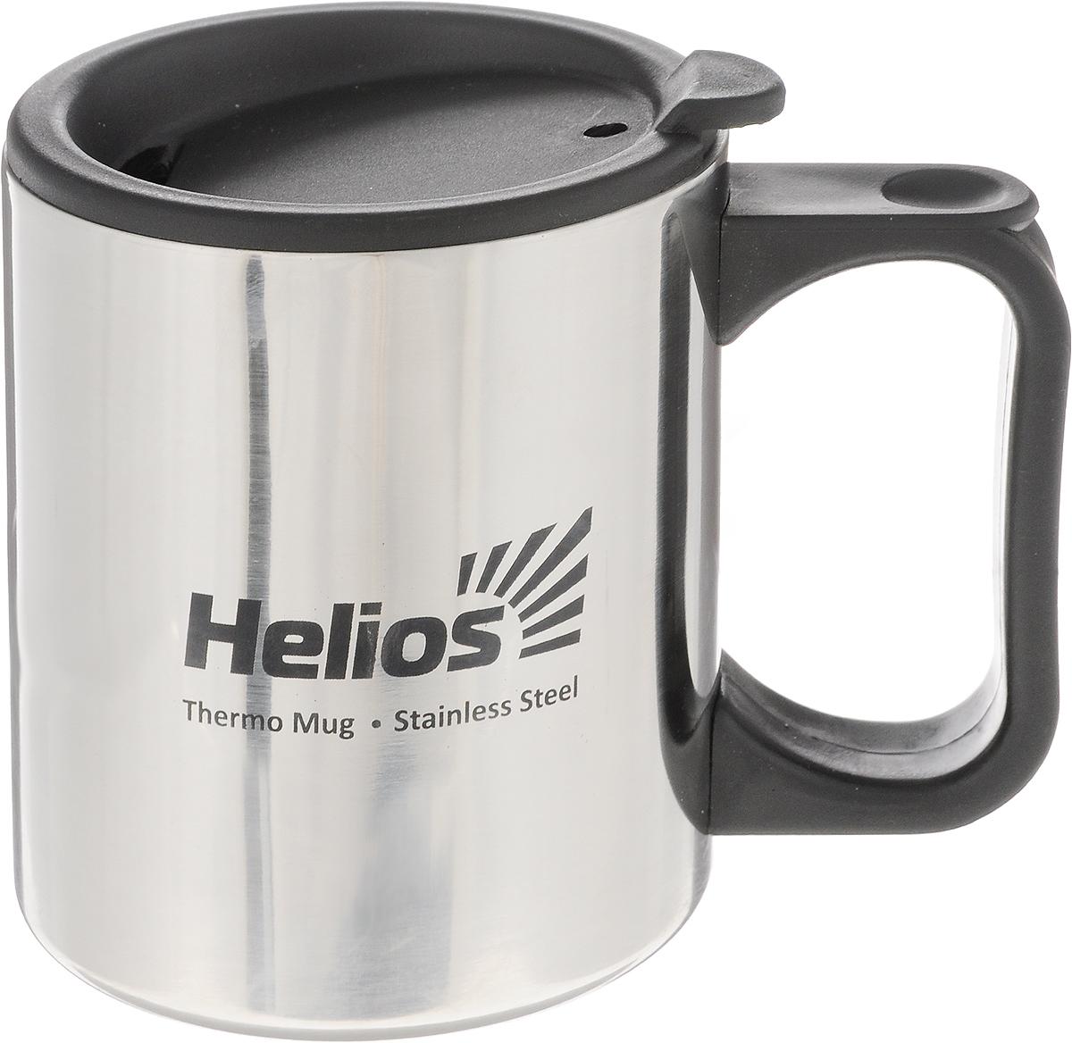 "Термокружка Helios""HS TK-006"",с крышкой-поилкой, 300 мл"