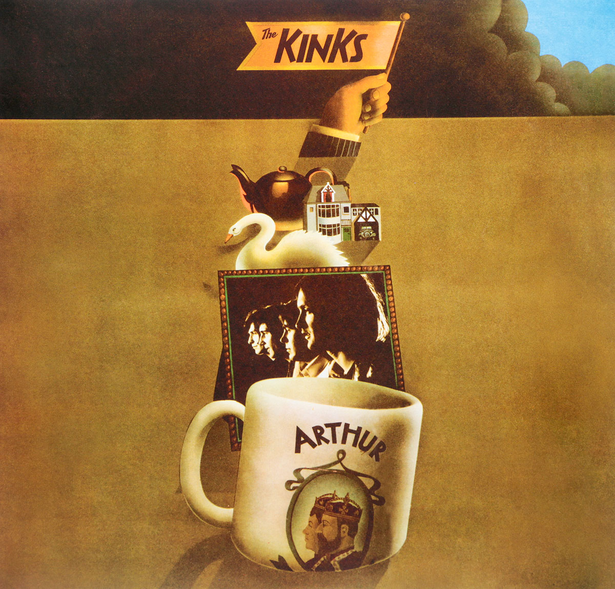 The Kinks The Kinks. Arthur Or The Decline And Fall Of The British Empire (LP) the kinks the kinks arthur or the decline and fall of the british empire lp