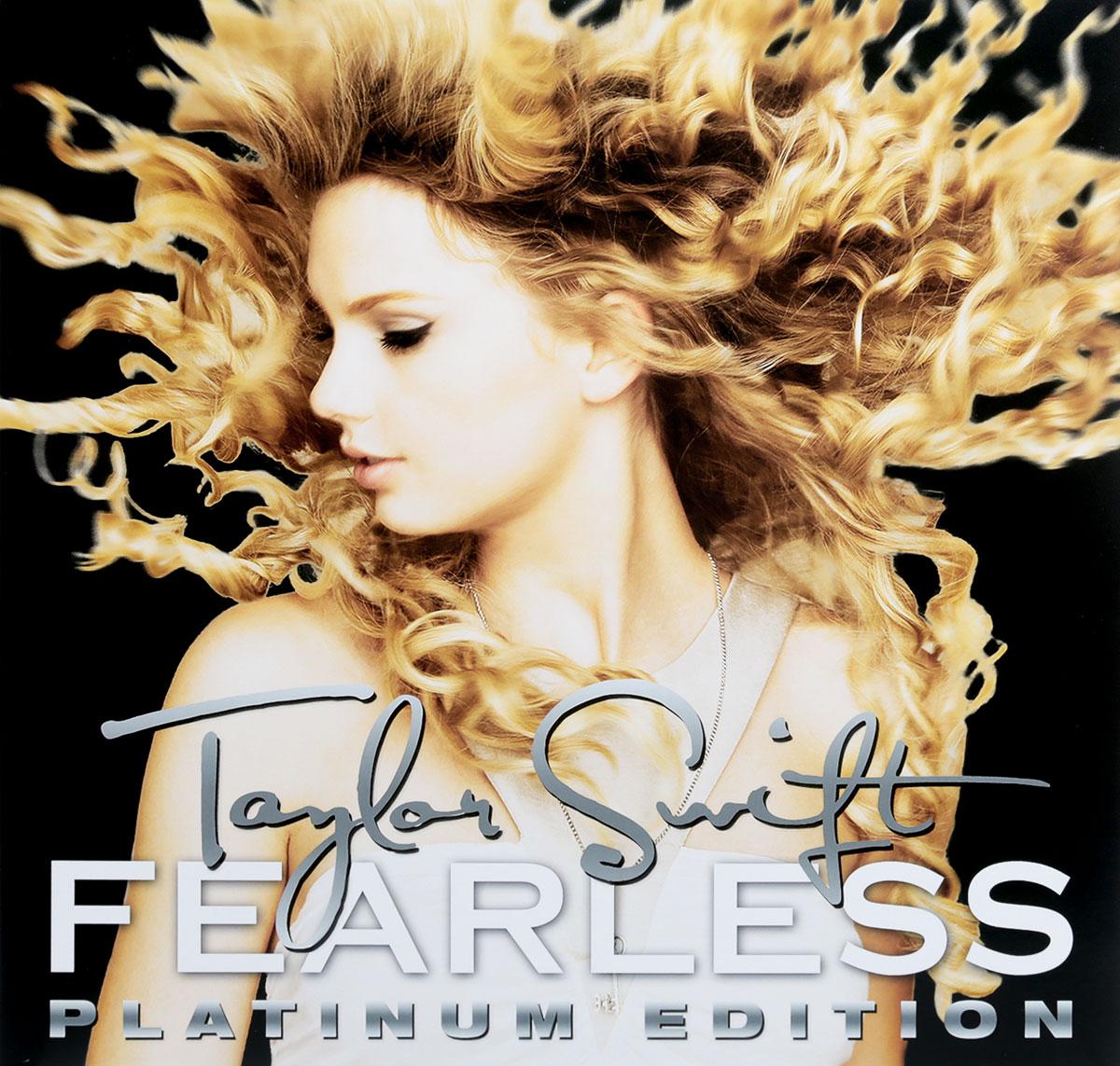 цена на Тейлор Свифт Taylor Swift. Fearless. Platinum Edition (2 LP)