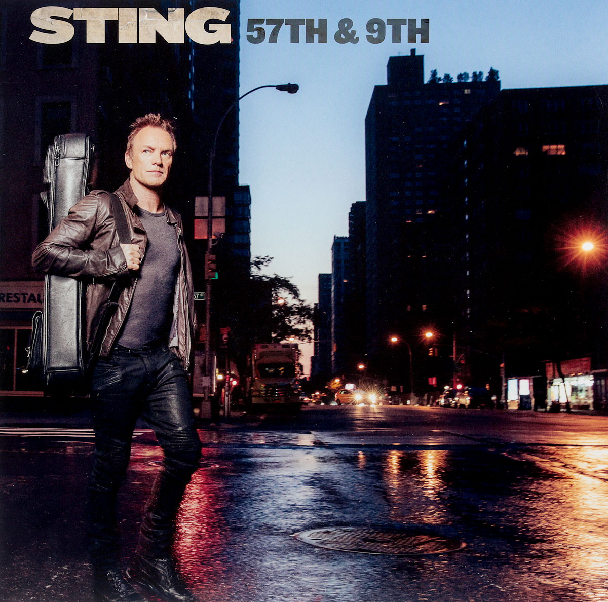 Стинг Sting. 57Th & 9Th (LP) gtbracing 57th