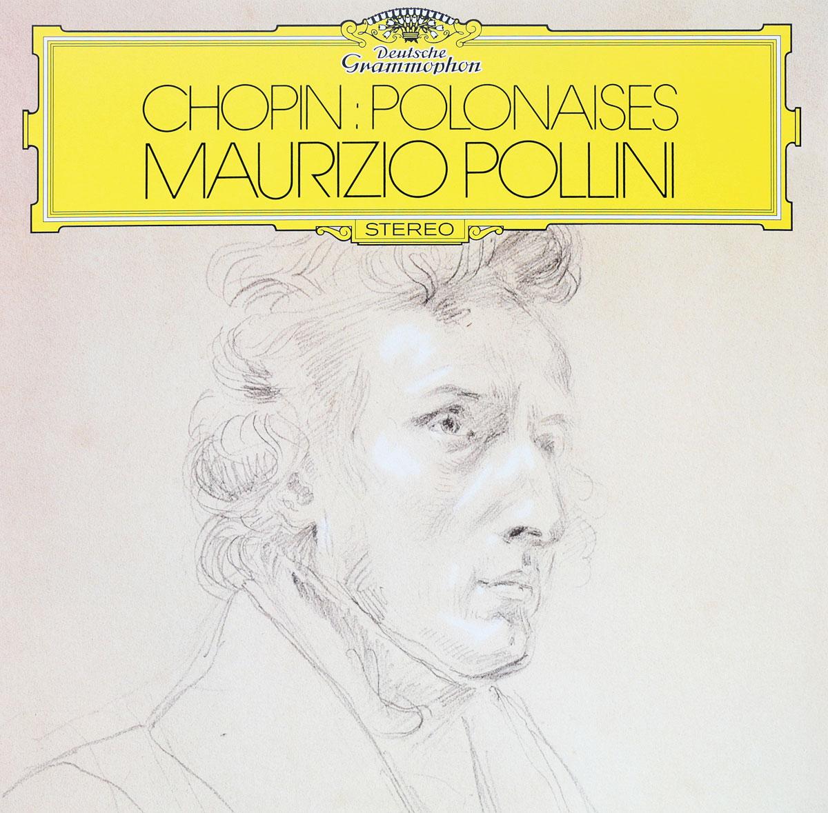 Маурицио Поллини Maurizio Pollini. Chopin. Polonaises Nos.1-7 (LP)