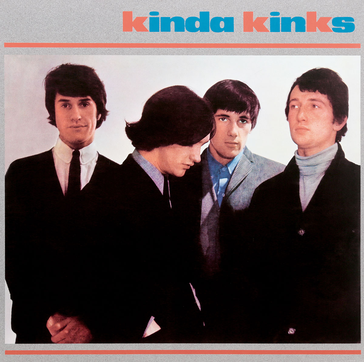 The Kinks The Kinks. Kinda Kinks (LP) the kinks the kinks arthur or the decline and fall of the british empire lp