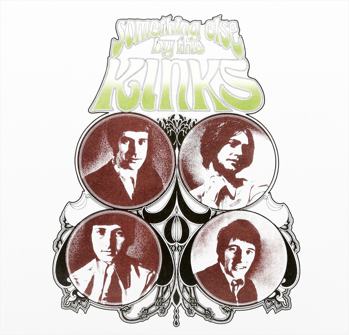 The Kinks The Kinks. Something Else By The Kinks (LP) the kinks the kinks arthur or the decline and fall of the british empire lp