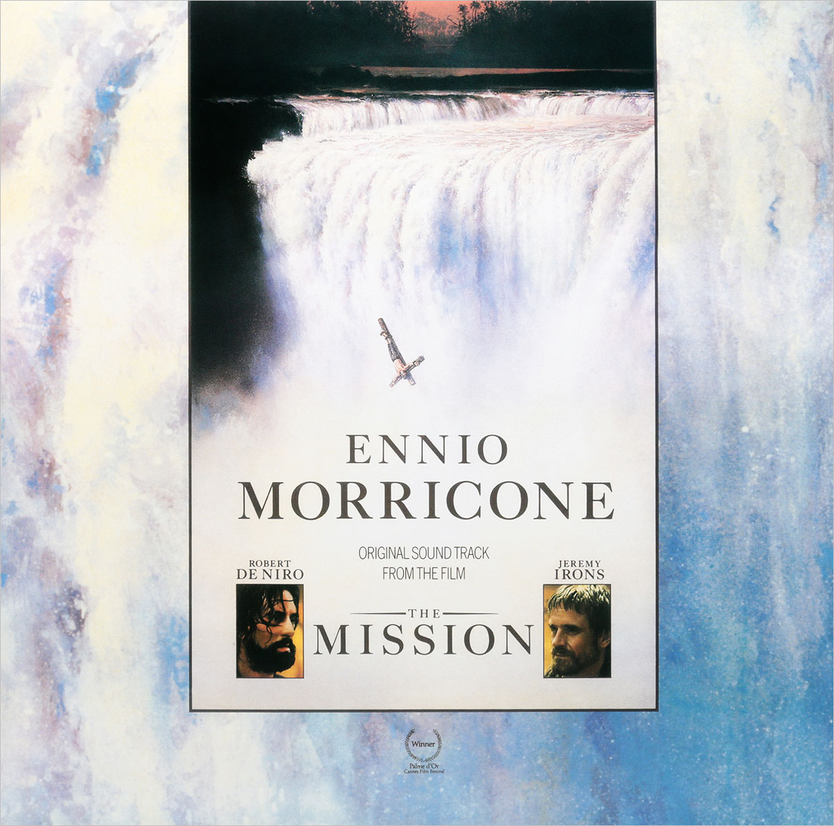 Эннио Морриконе Ennio Morricone. The Mission. Original Soundtrack (LP) саундтрек саундтрекennio morricone the mission 180 gr