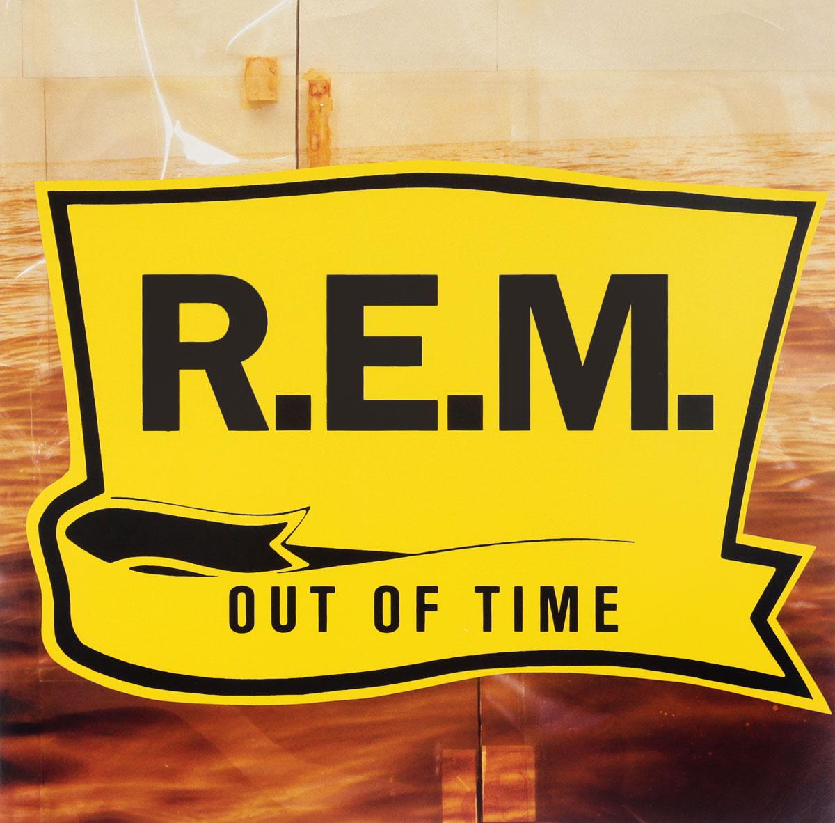 R.E.M. R.E.M. Out Of Time (LP) dave brubeck dave brubeck quartet time out time further out 2 lp