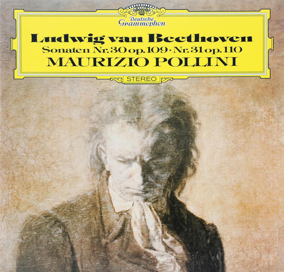 Маурицио Поллини Maurizio Pollini. Beethoven. Piano Sonatas Nos.30 & 31 (LP)