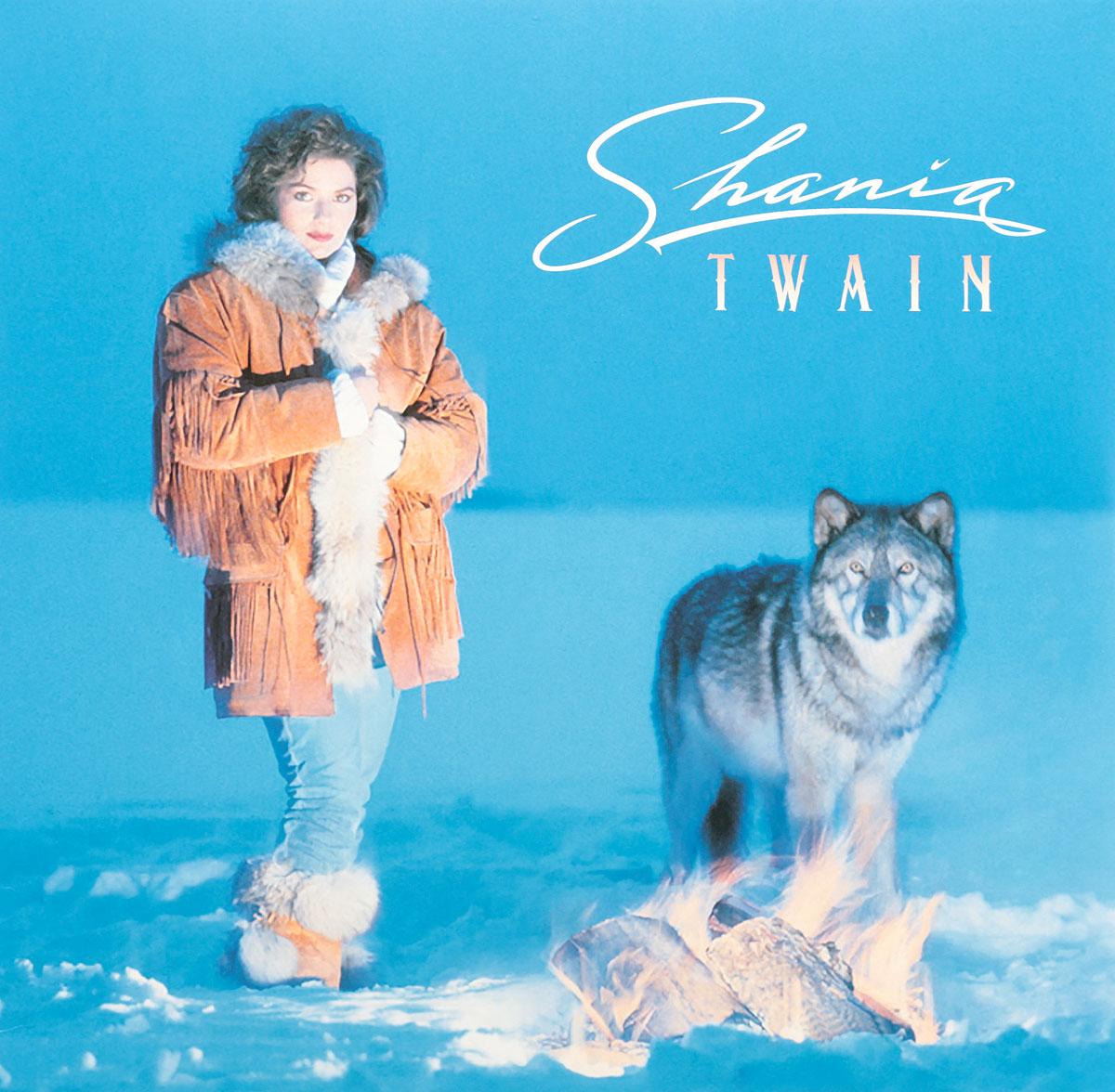 Шания Твэйн Shania Twain. Shania Twain (LP)