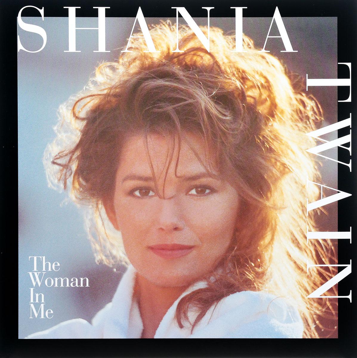 Шания Твэйн Shania Twain. The Woman In Me (LP)