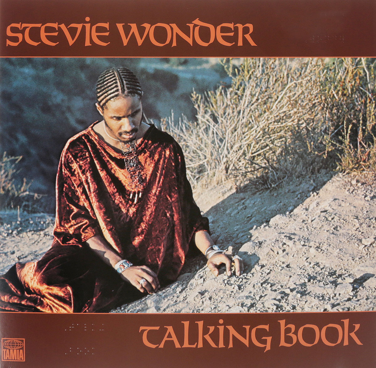 Стиви Уандер Stevie Wonder. Talking Book (LP) цена и фото