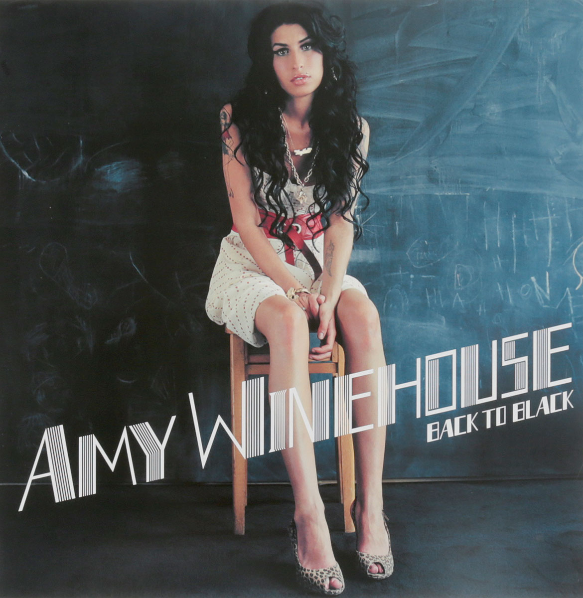 Amy Winehouse. Back To Black. Deluxe Edition (2 LP) кальян amy deluxe 630d 01 glorious click black black