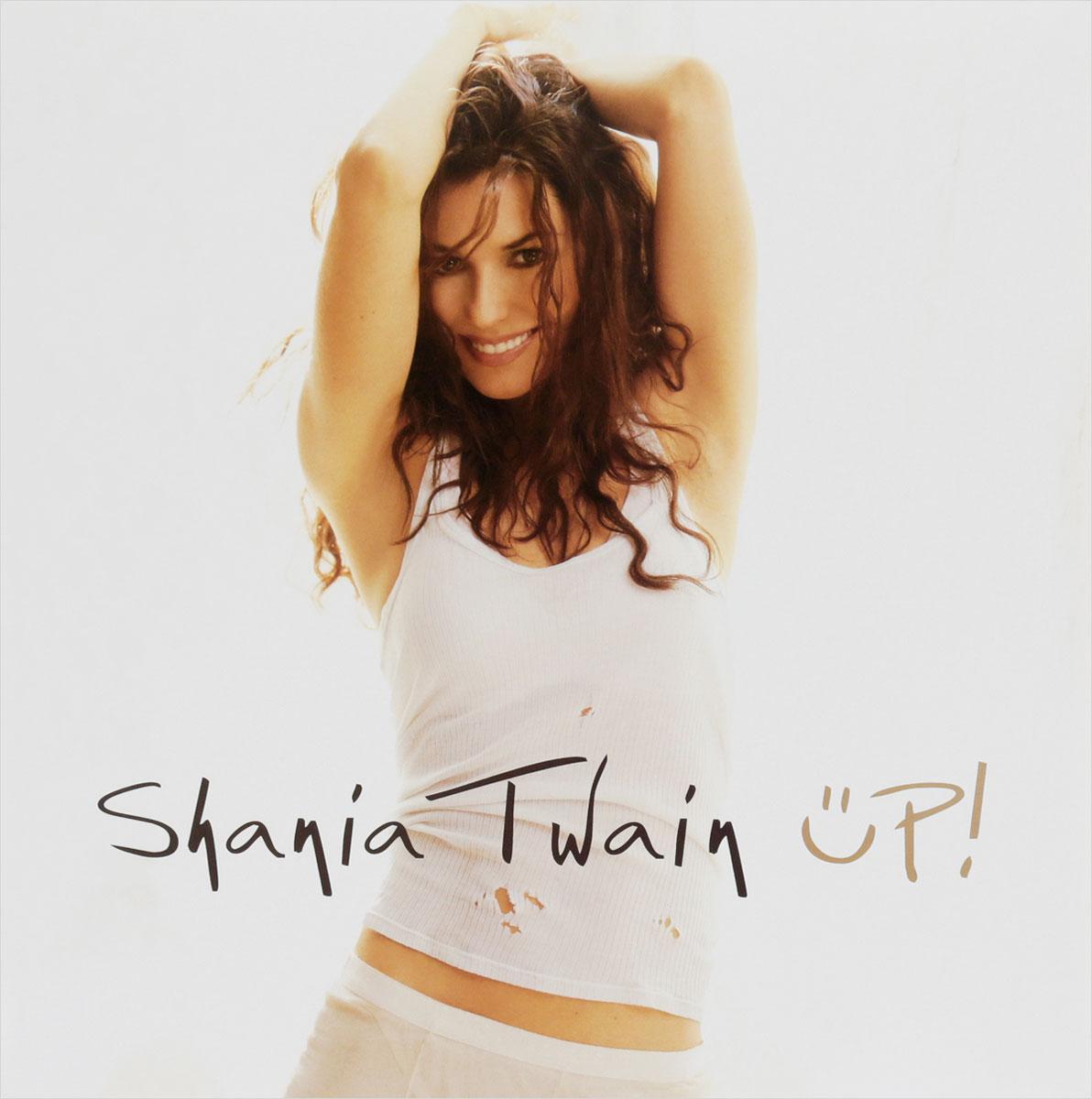 Шания Твэйн Shania Twain. Up! Green Version (2 LP)