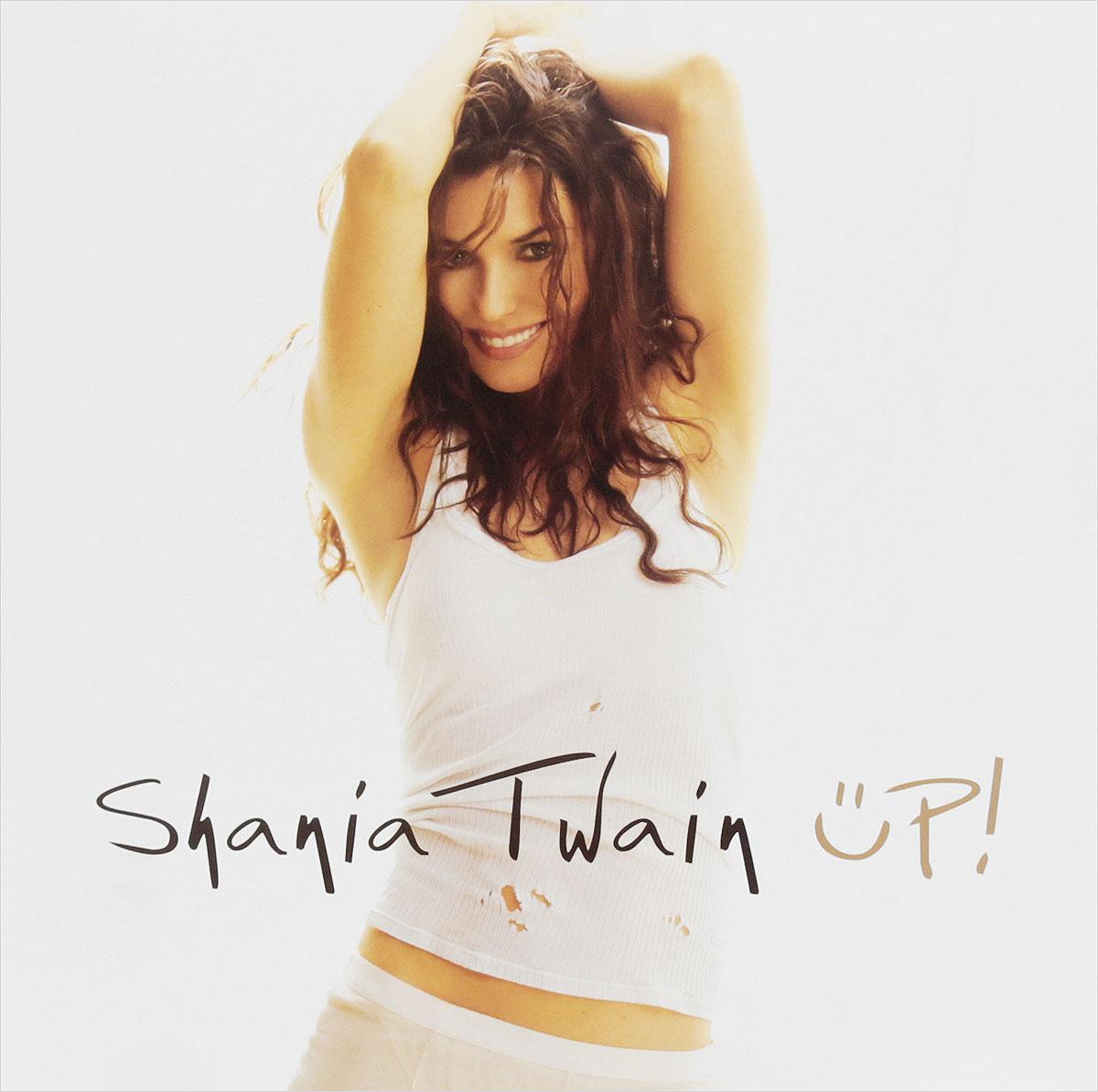 Шания Твэйн Shania Twain. Up! Red Version (2 LP)