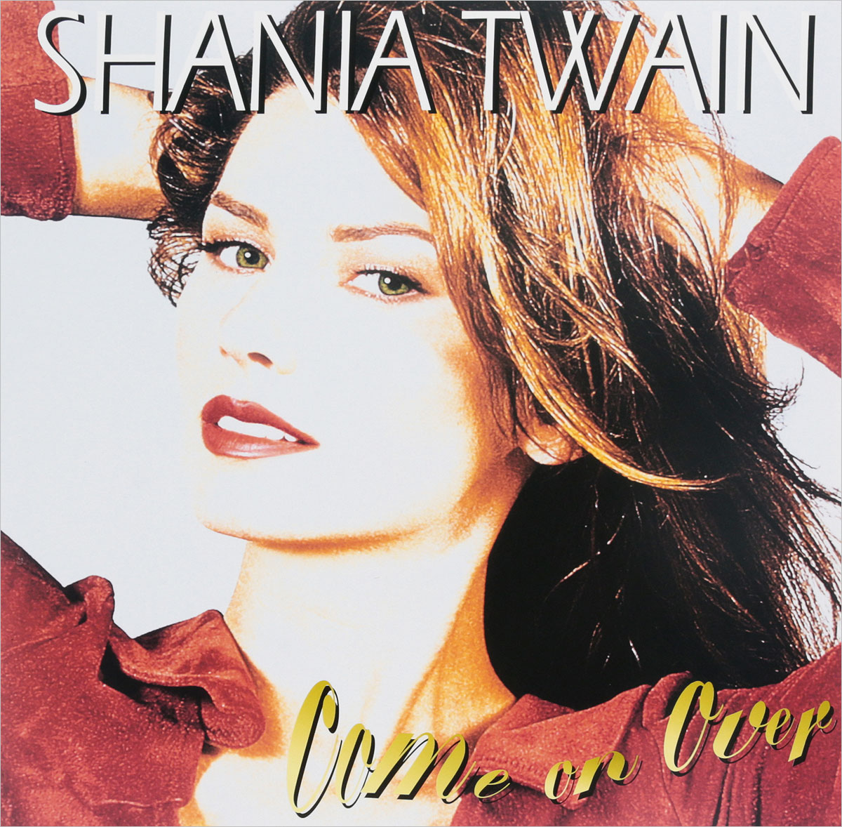 Шания Твэйн Shania Twain. Come On Over (2 LP)