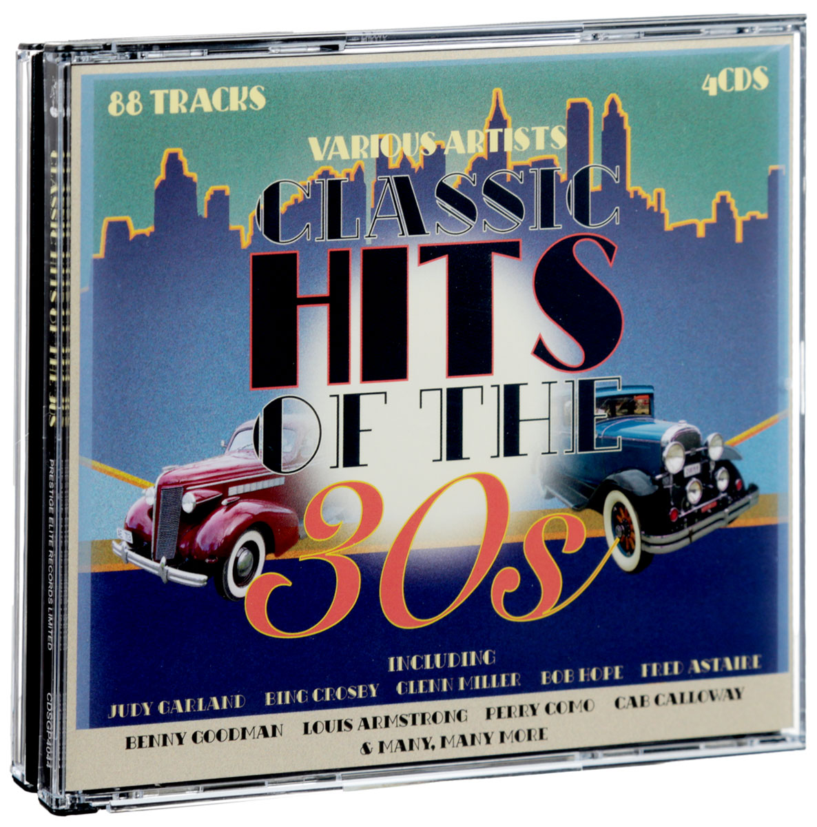 Classic Hits Of The 30s (4 CD)