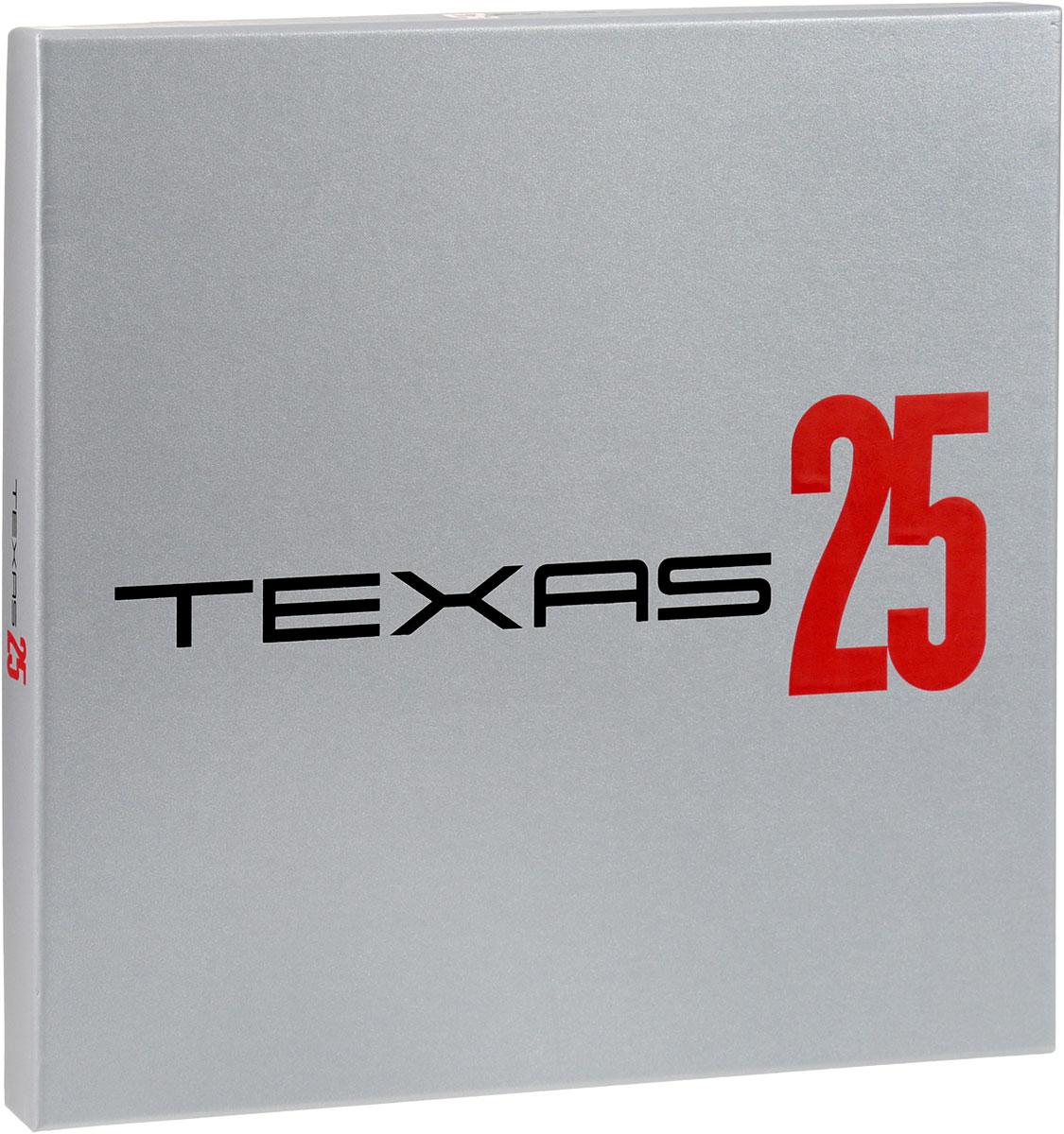 Texas,Texas Texas. Texas 25 (LP + 2 CD) texas stockholm